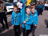Beavers  st Georges Day