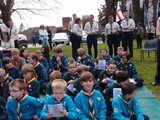 Woodmansterne Beavers, Cubs, Scouts and Leaders